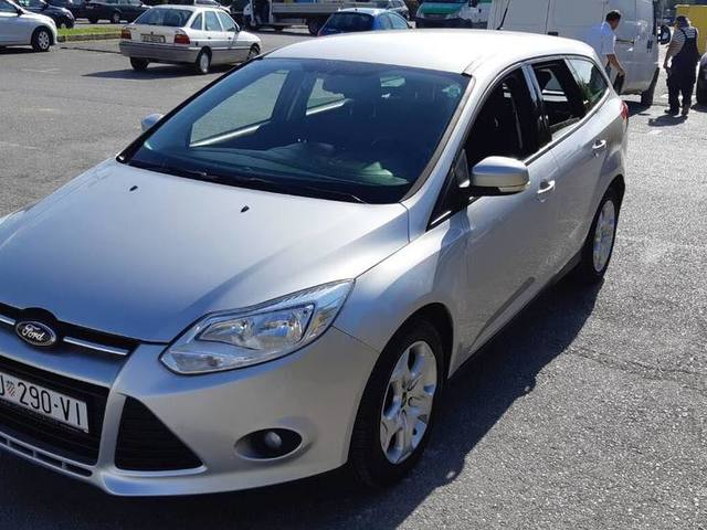 Ford Focus Karavan 2.0 TDCi automatic